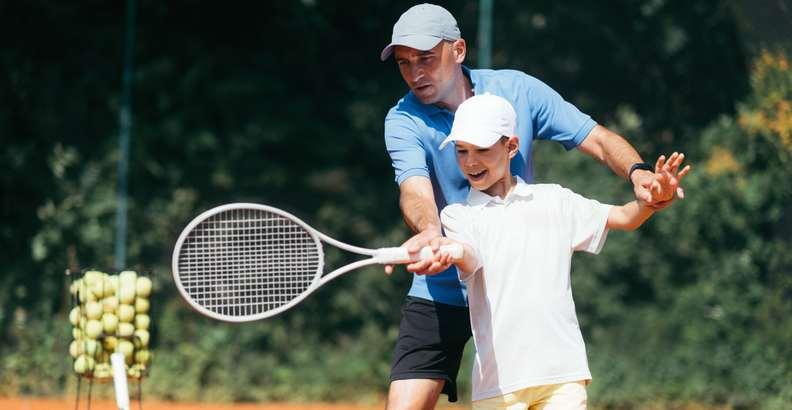 tie break in tennis and tennis rackets