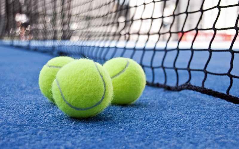 Pelotas de Tenis 1 Trainer Head No 4 Unidades