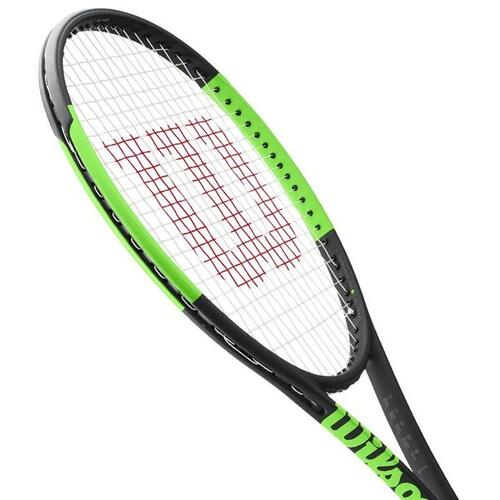 Wilson blade the best tennis racket