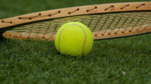 raquetas de tenis antiguas