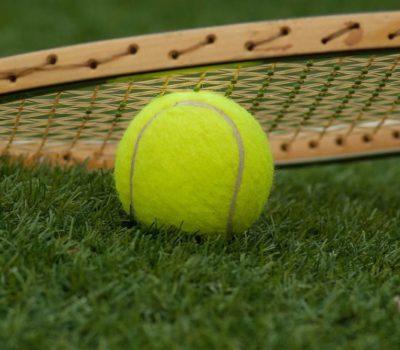 La historia de las raquetas de tenis