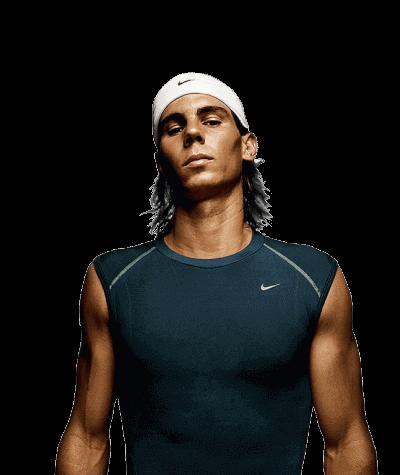 Rafael Nadal tenis