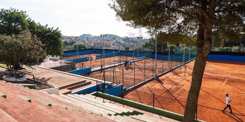 Malaga tennis club