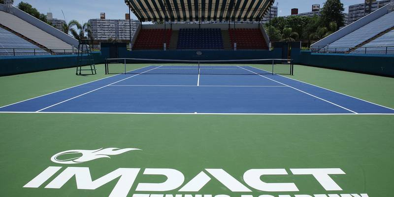 impact club de tenis tailandia