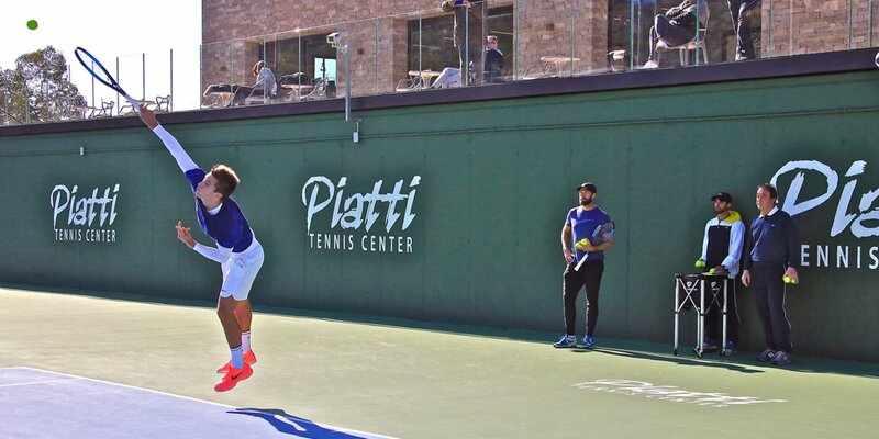 mejores escuelas de tenis piatti tennis center