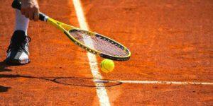 partes de una raqueta de tenis