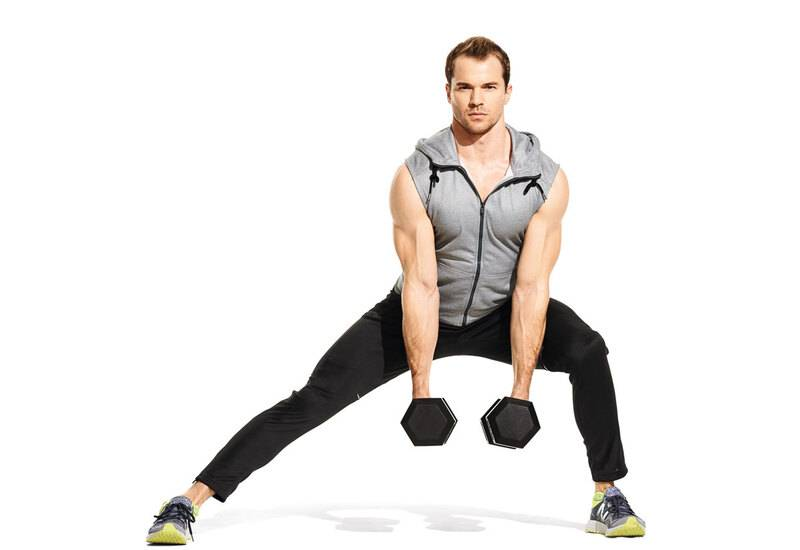 lateral lunges best tennis exercises