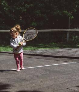 raquetas de niños 100-119cm