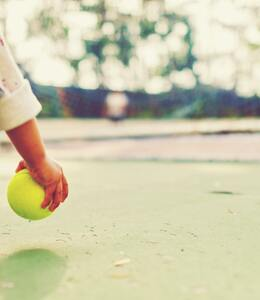 raquetas niños