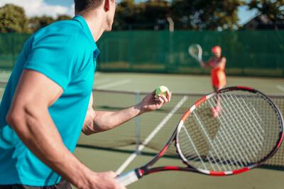 raquetas de tenis para adultos