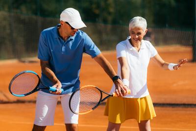 raquetas de tenis senior