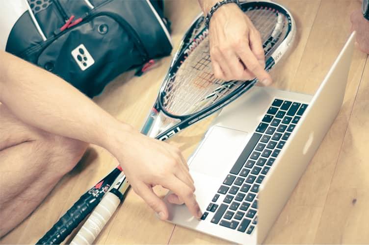 mejores raquetas de tenis para jugadores intermedios