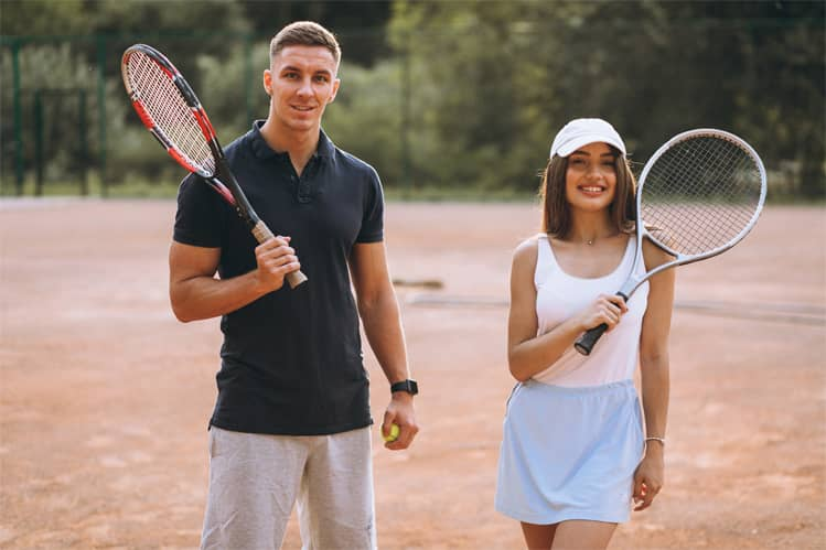 raquetas de tenis prince