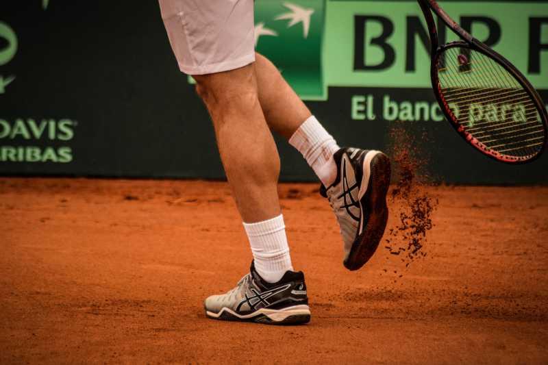 zapatillas de tenis kswiss