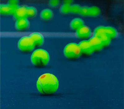 Diferencias entre pelotas de tenis y de pádel