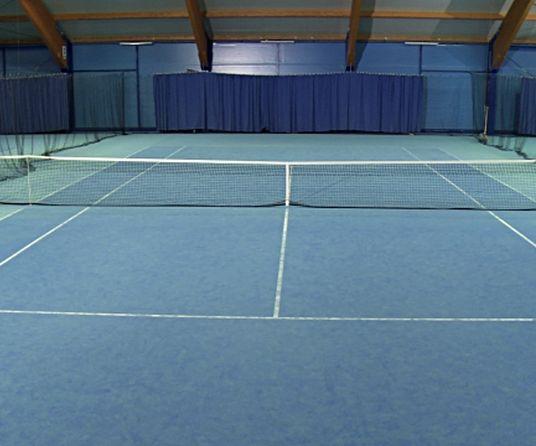 pista de tenis rápida