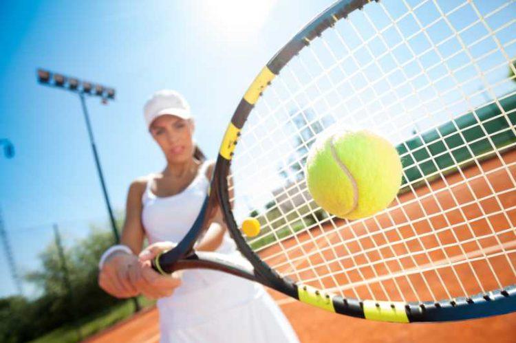 Cordajes de tenis para principiantes
