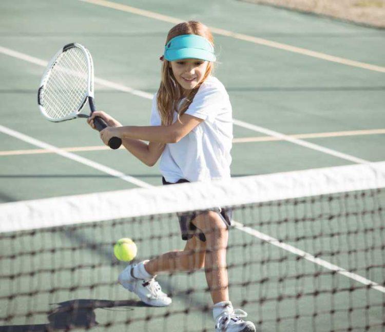 pelota de tenis de niños 01