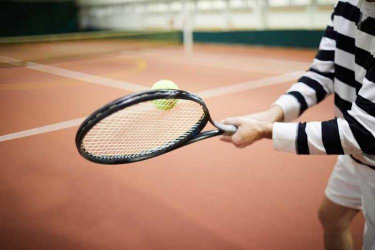 Cordajes de tenis para principiante
