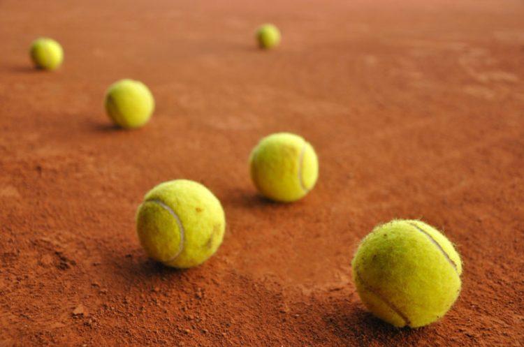 Pelotas de tenis al por mayor