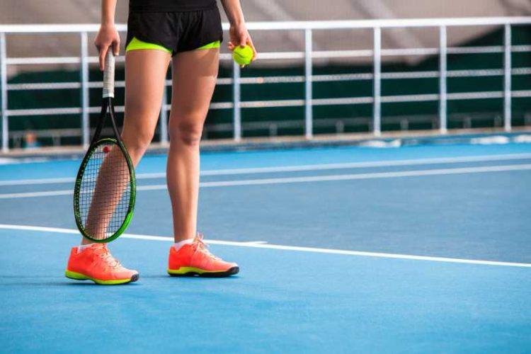 zapatillas de tenis junior
